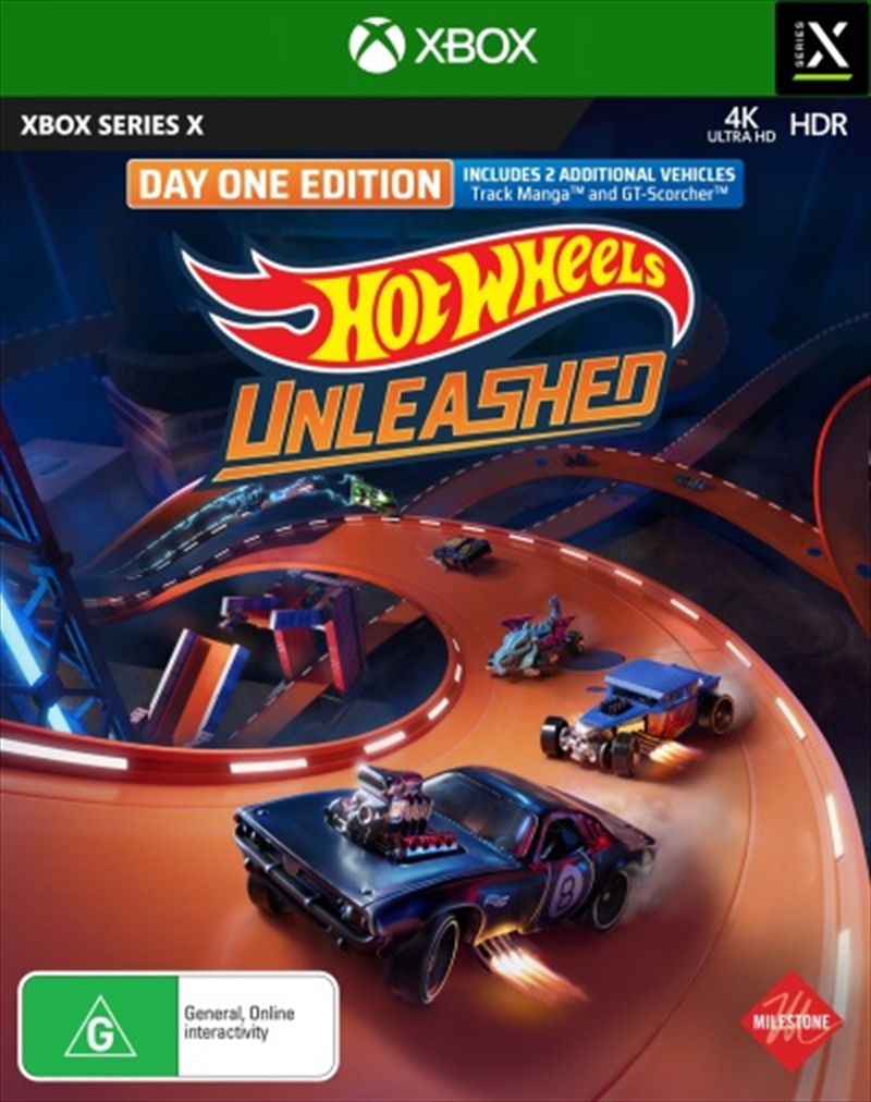 Hot Wheels Unleashed | XBOX Series X