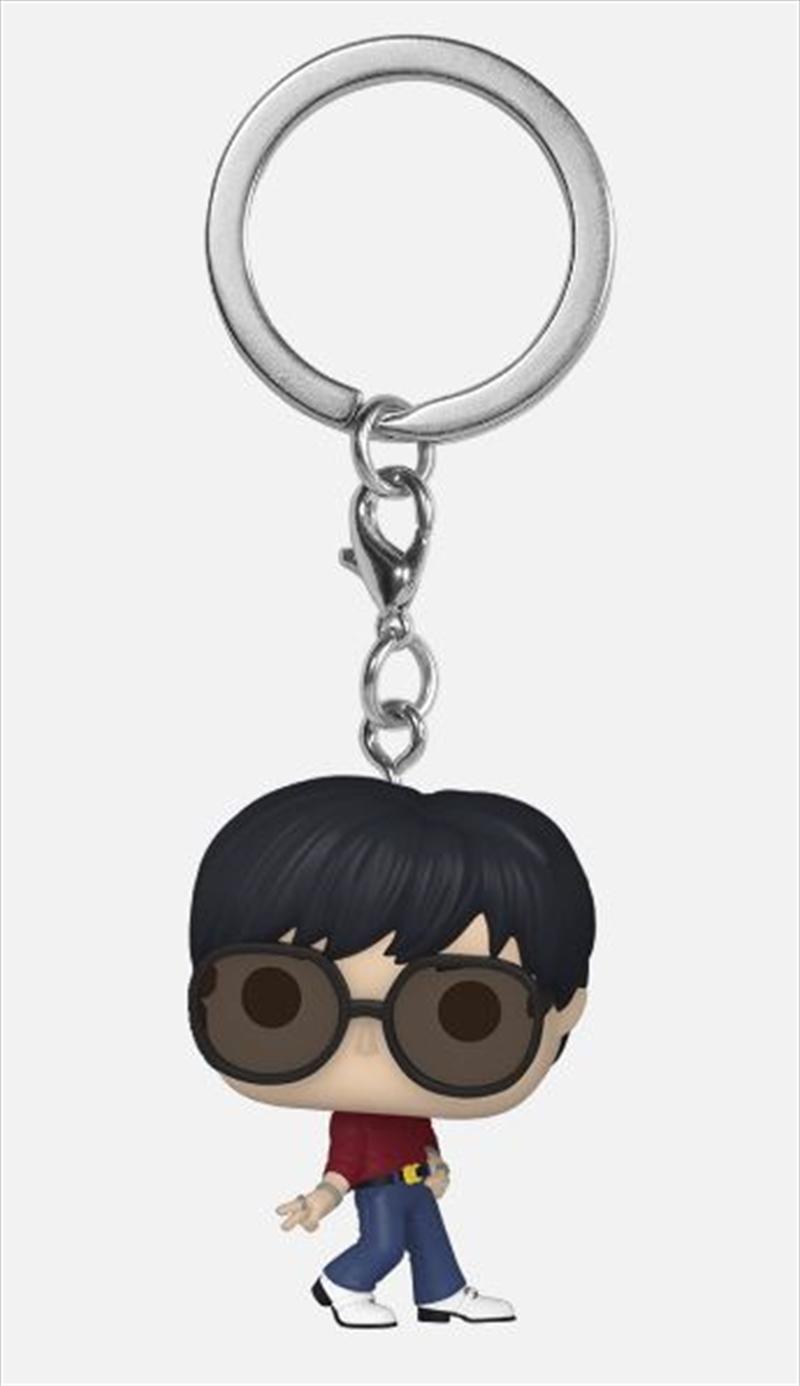 BTS - J-Hope (Dynamite) Pop! Keychain   Merchandise
