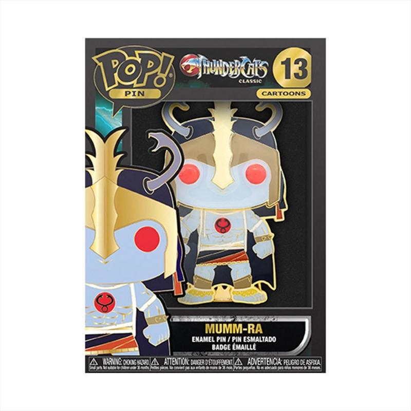 "Thundercats - Mumm-Ra 4"" Pop! Enamel Pin   Merchandise"