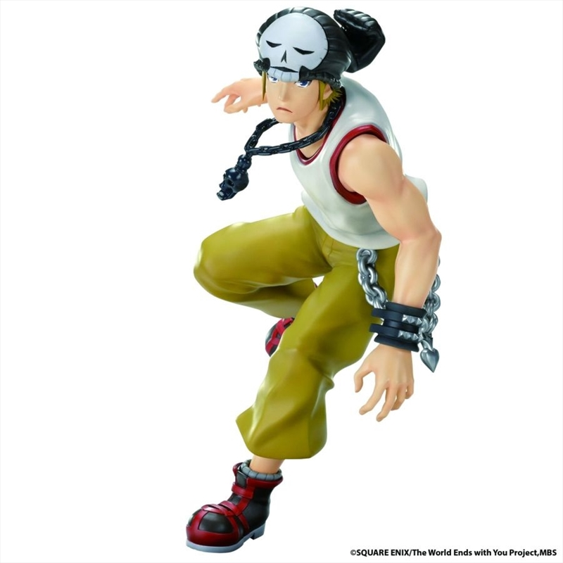The World Ends With You - Beat Figure   Merchandise