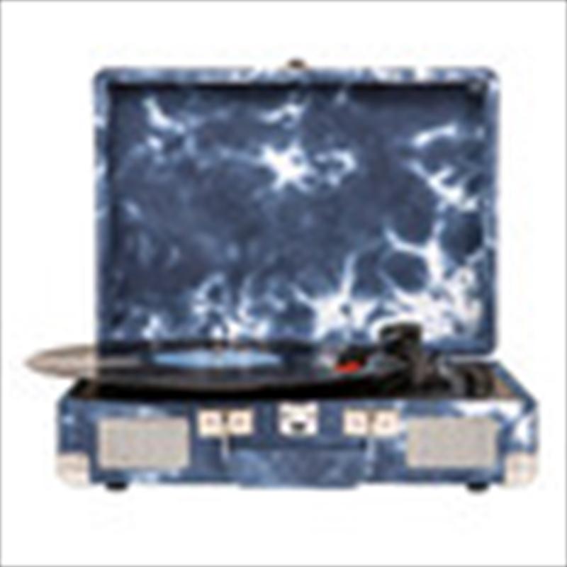 Indigo Crosley Cruiser Bluetooth Portable Turntable | Hardware Electrical