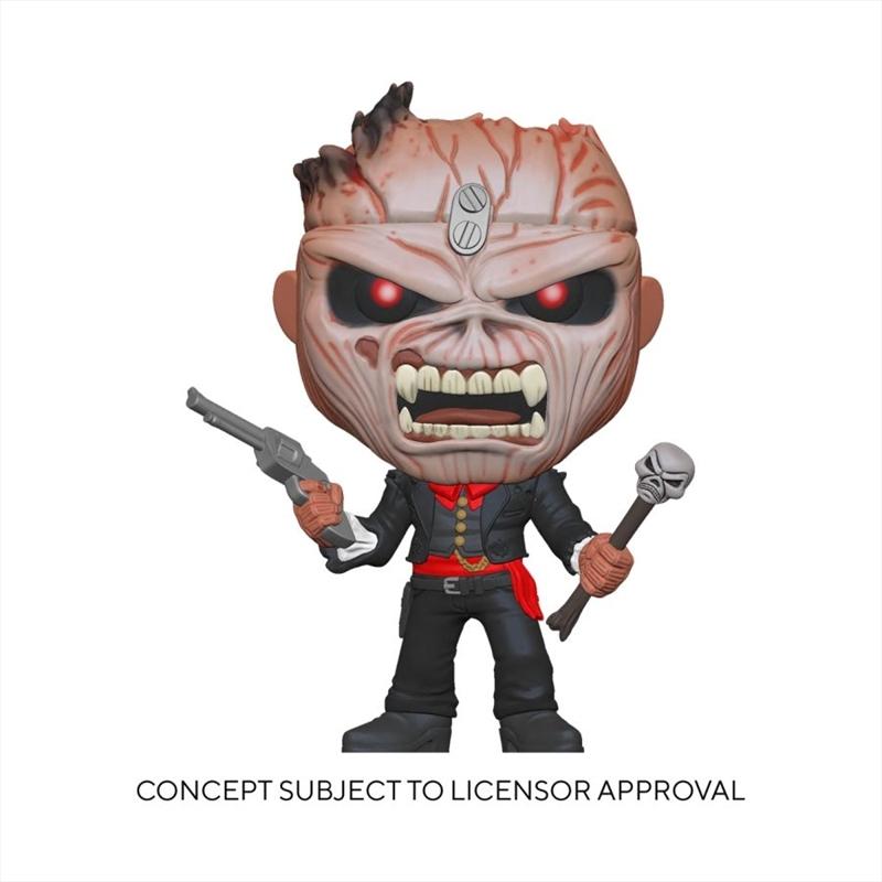 Iron Maiden - Eddie Nights of the Dead Pop! Vinyl   Pop Vinyl