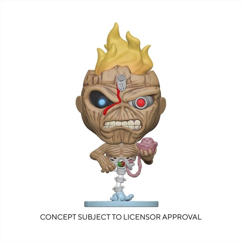 Iron Maiden - Eddie Seventh Son of Seventh Son Pop! Vinyl | Pop Vinyl