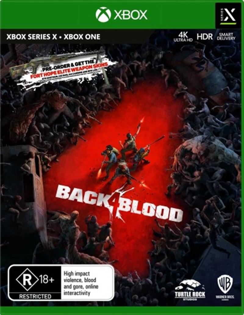 Back 4 Blood   XBOX Series X