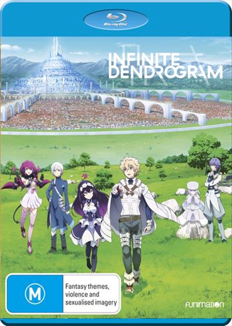 Infinite Dendrogram | Complete Series | Blu-ray