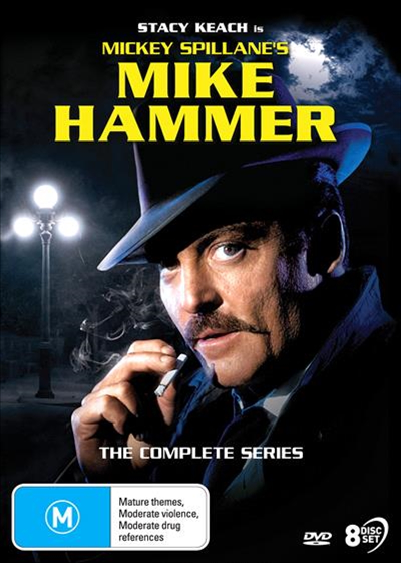Mickey Spillane's Mike Hammer | Complete Series | DVD