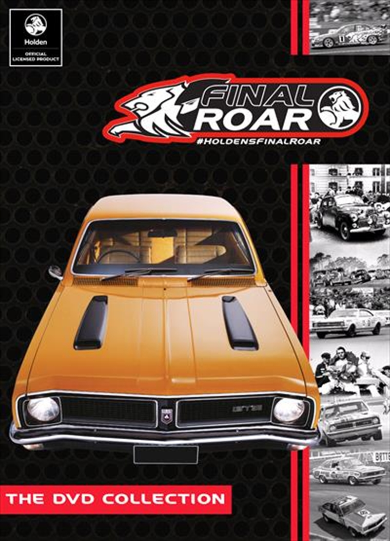 Holden's Final Roar | DVD