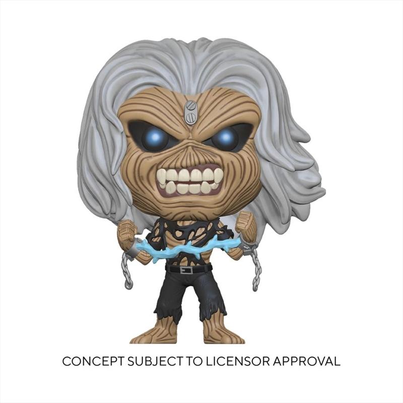 Iron Maiden - Eddie Live After Death Pop! Vinyl   Pop Vinyl