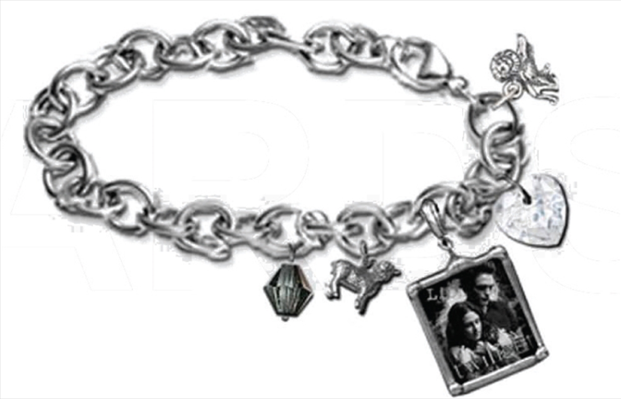 Edward And Bella Charm Bracelet | Merchandise