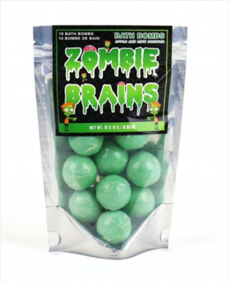 Zombie Brains Bath Bombs | Miscellaneous