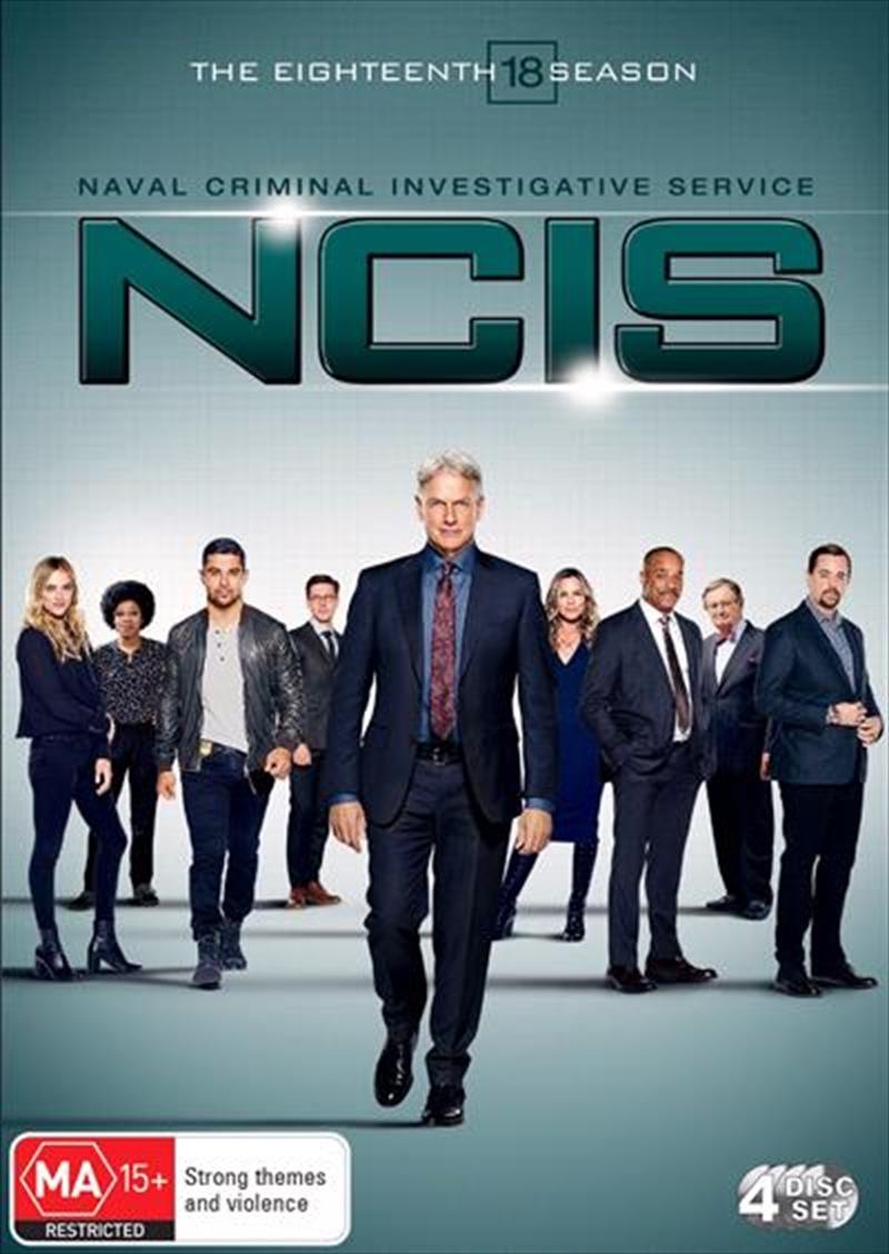 NCIS - Season 18   DVD
