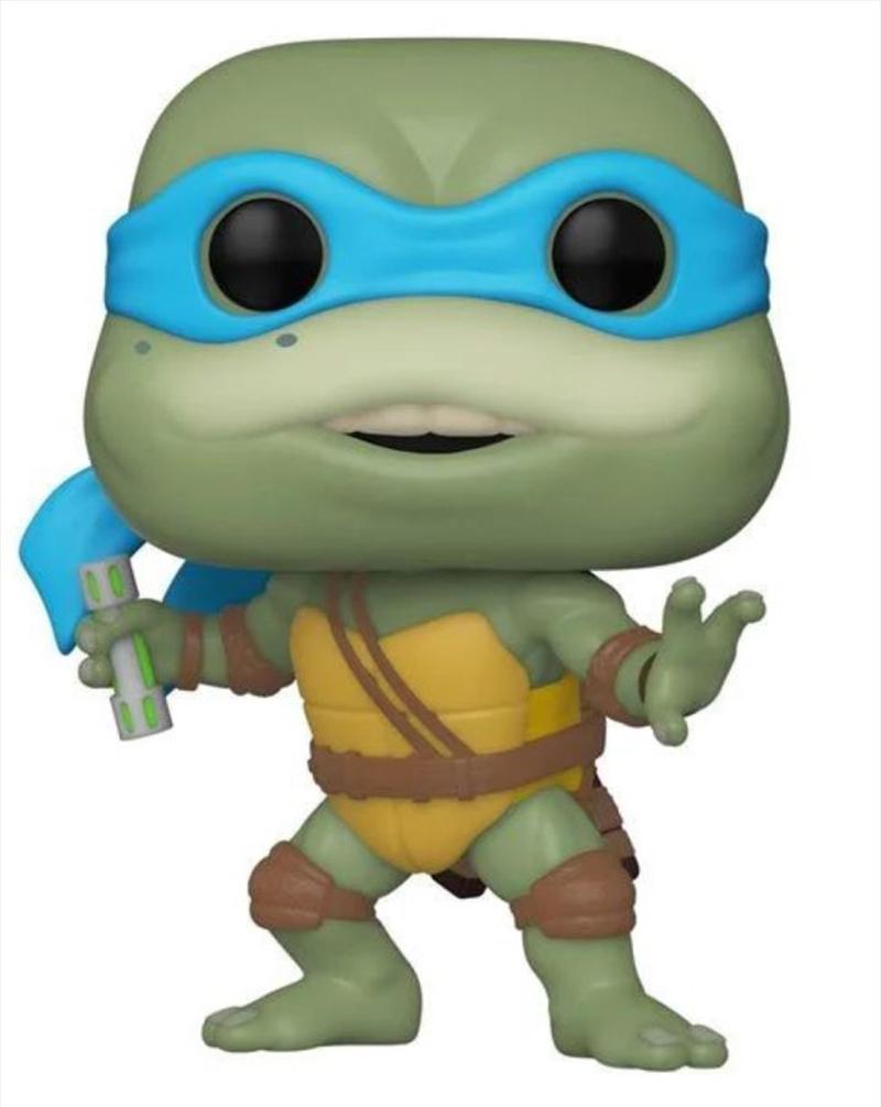 Teenage Mutant Ninja Turtles 2: Secret of the Ooze - Leonardo Pop! Vinyl   Pop Vinyl