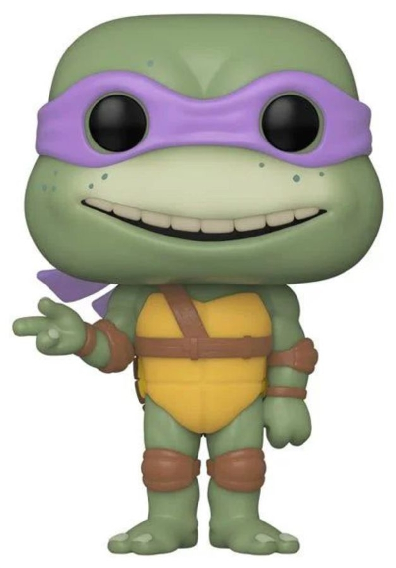 Teenage Mutant Ninja Turtles 2: Secret of the Ooze - Donatello Pop! Vinyl   Pop Vinyl