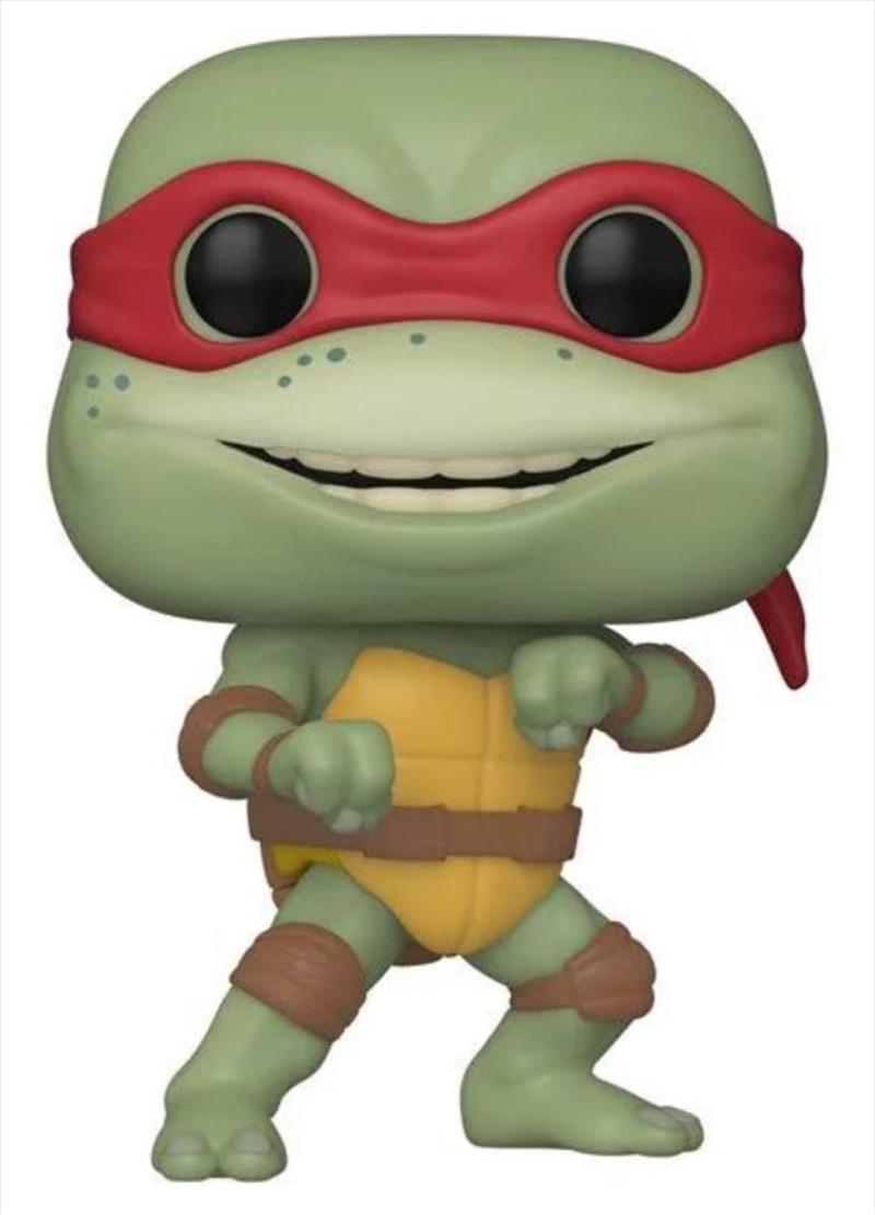 Teenage Mutant Ninja Turtles 2: Secret of the Ooze - Raphael Pop! Vinyl   Pop Vinyl