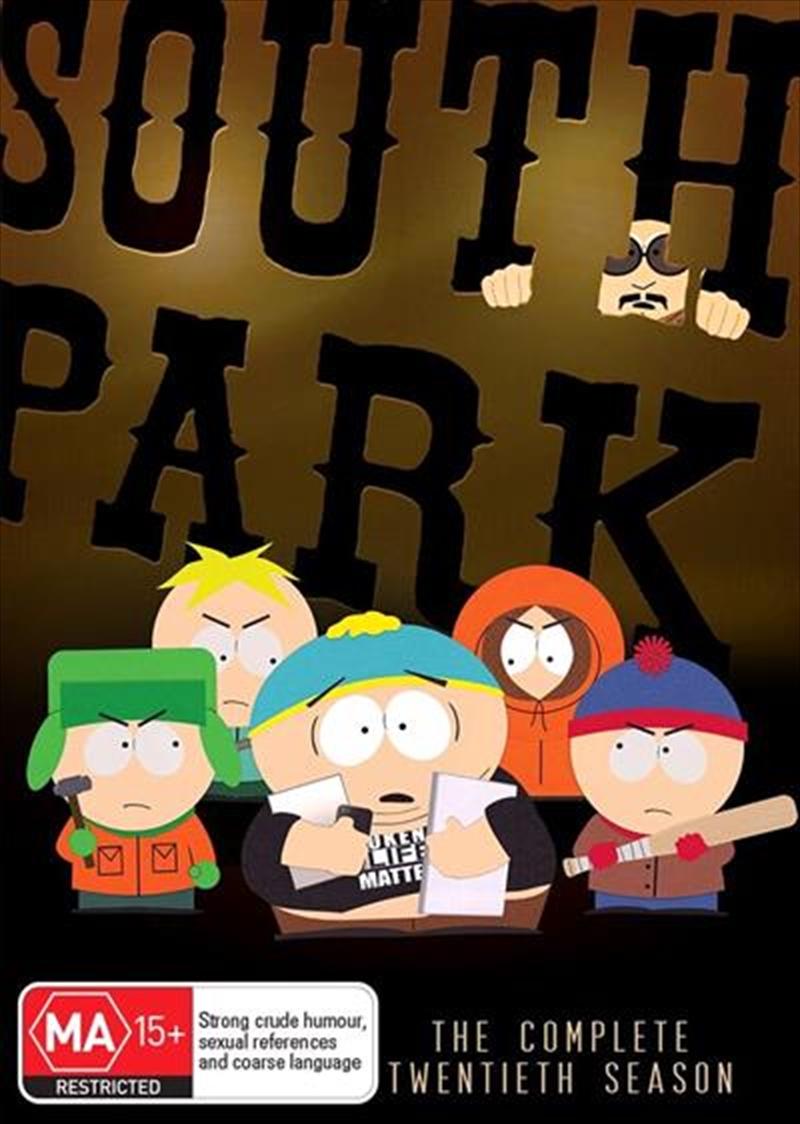 South Park - Season 20 | DVD