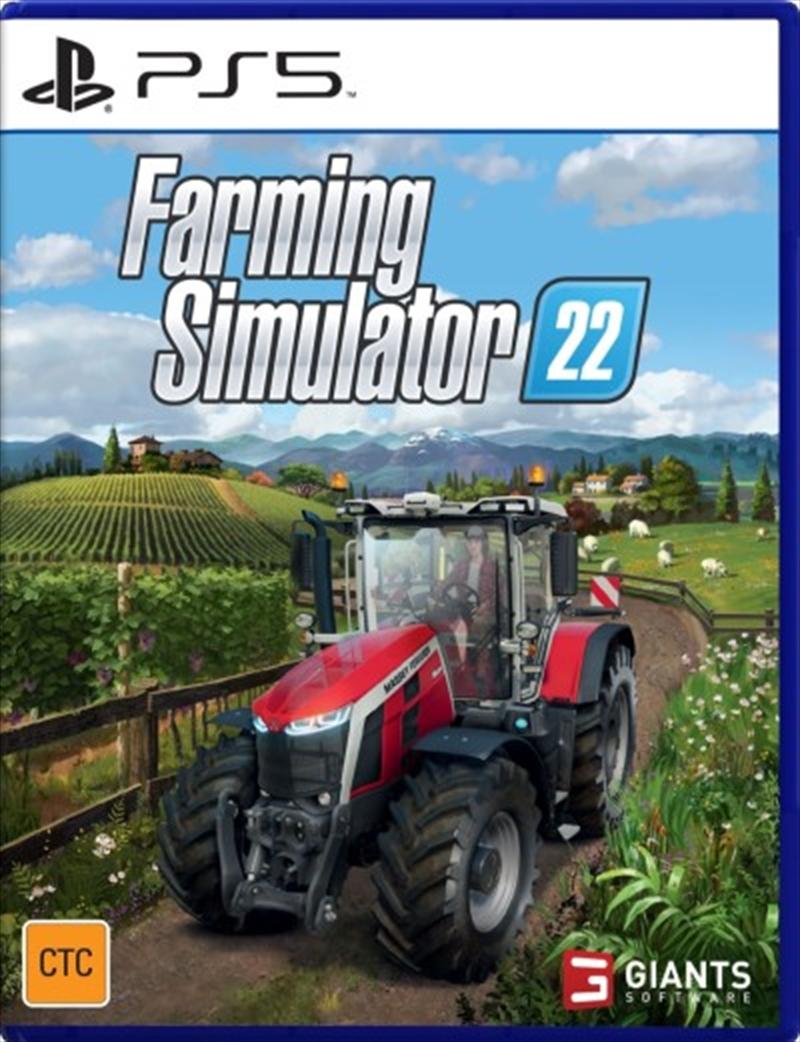 Farming Simulator 22   Playstation 5