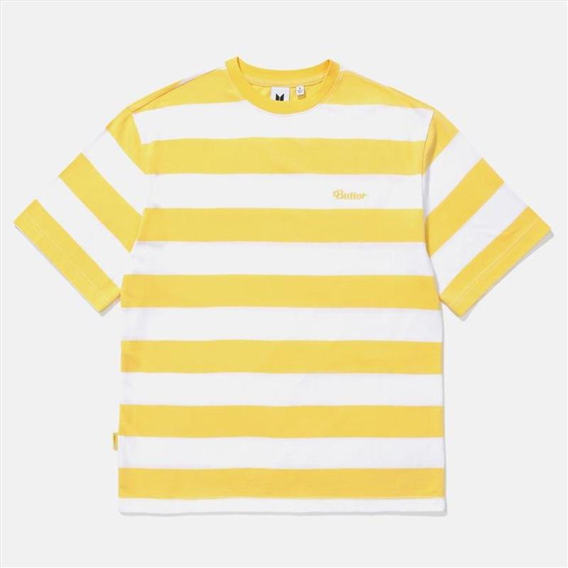 BUTTER BTS - Striped Shirt - Small | Merchandise