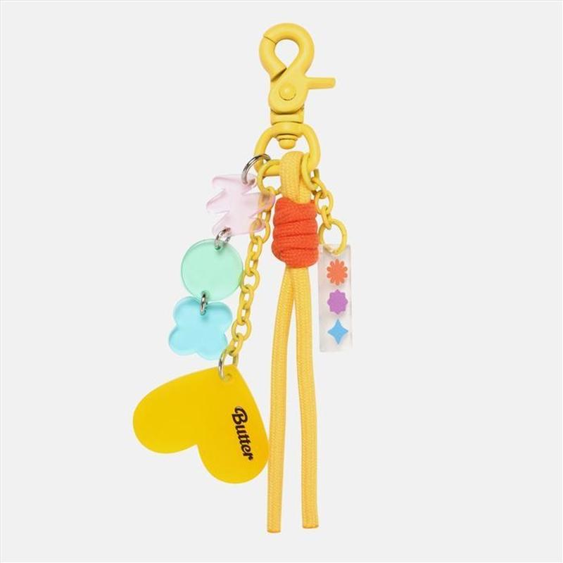 BUTTER BTS Acrylic Keyring   Merchandise