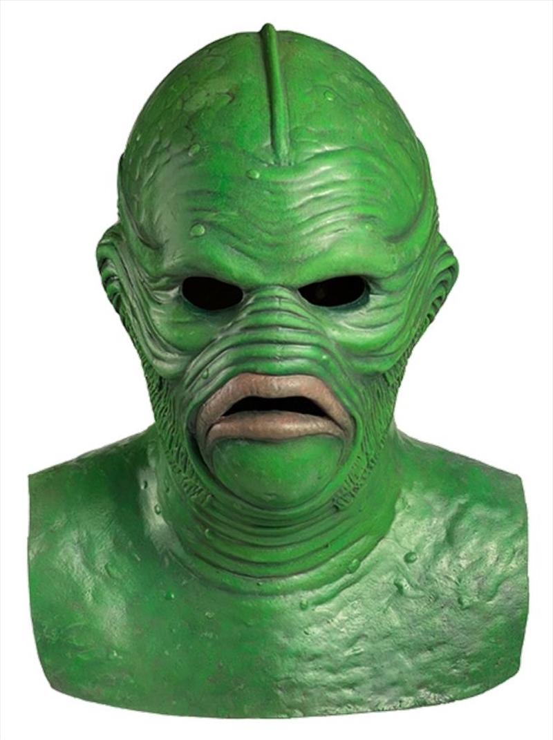 Universal Monsters - Creature Gillman Mask | Apparel