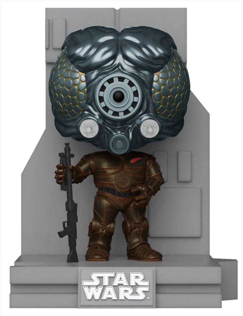 Star Wars - 4-LOM Pop! Deluxe Diorama [RS] | Pop Vinyl