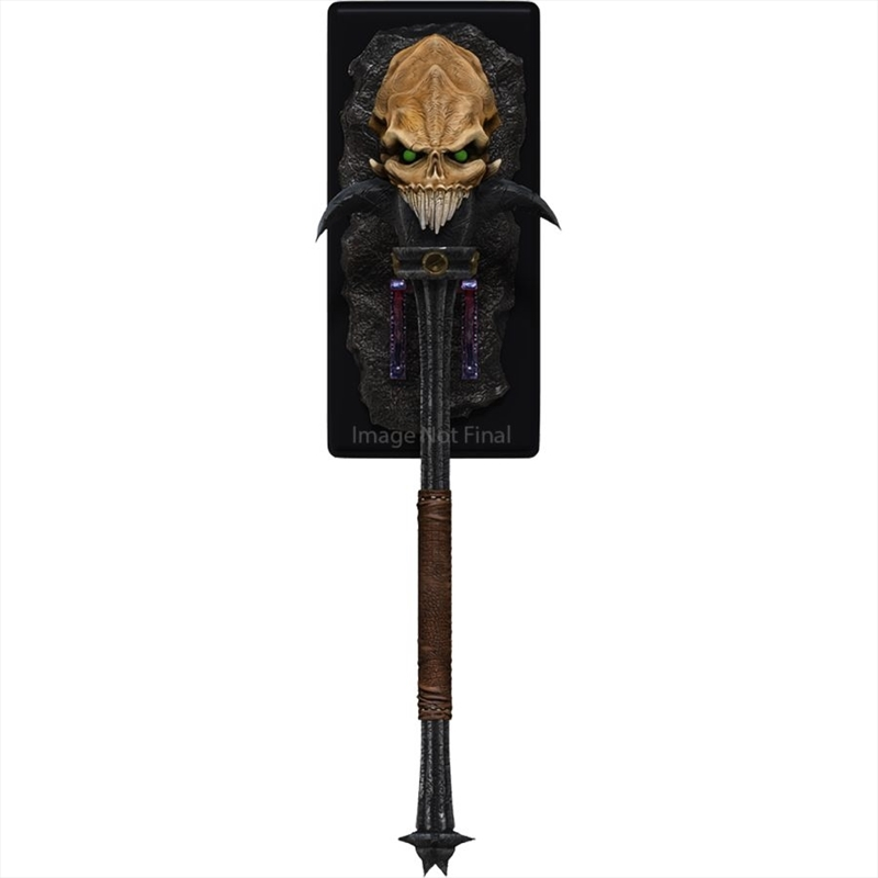 Dungeons & Dragons - Wand of Orcus Life-Size Artifact | Collectable