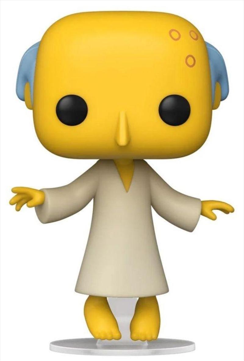 Simpsons - Mr Burns Radioactive Glow US Exclusive Pop! Vinyl | Pop Vinyl