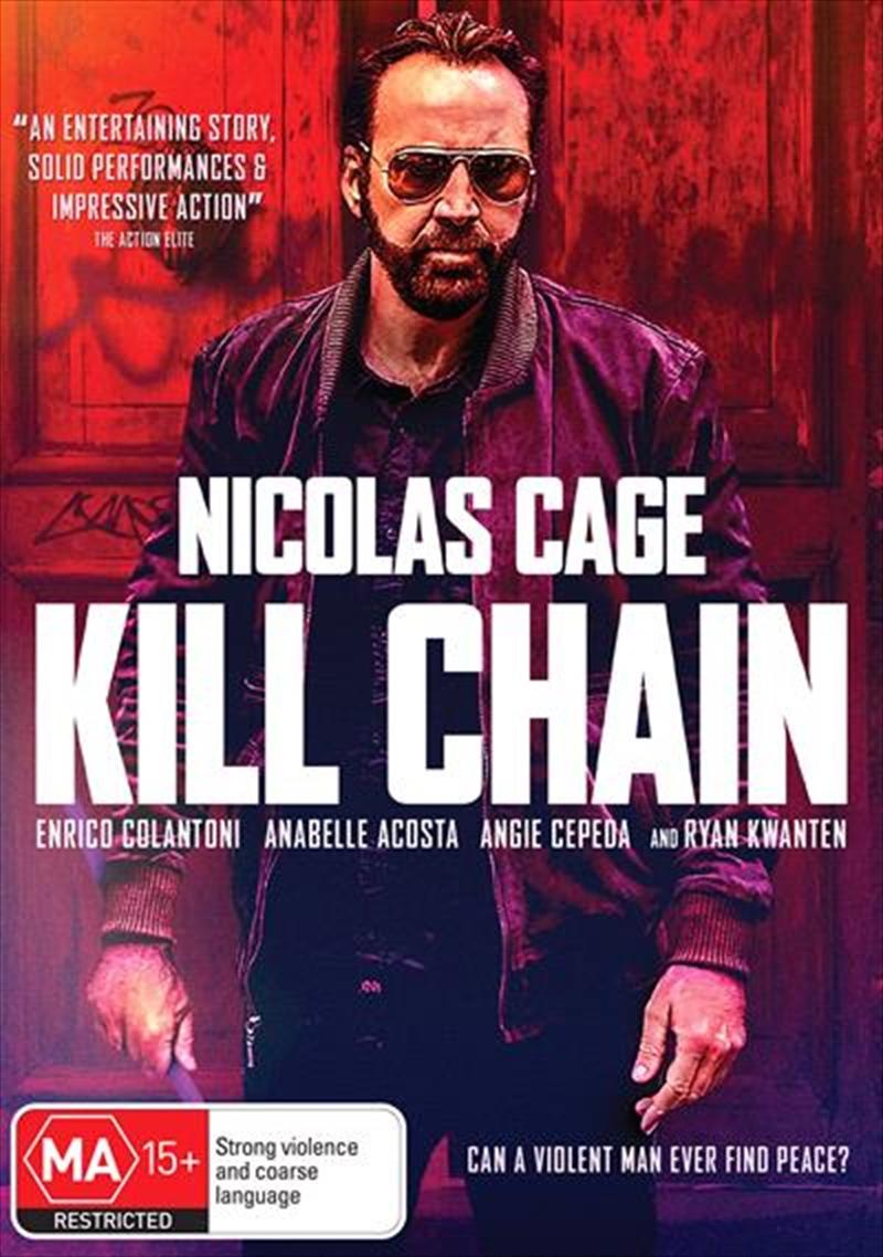 Kill Chain   DVD