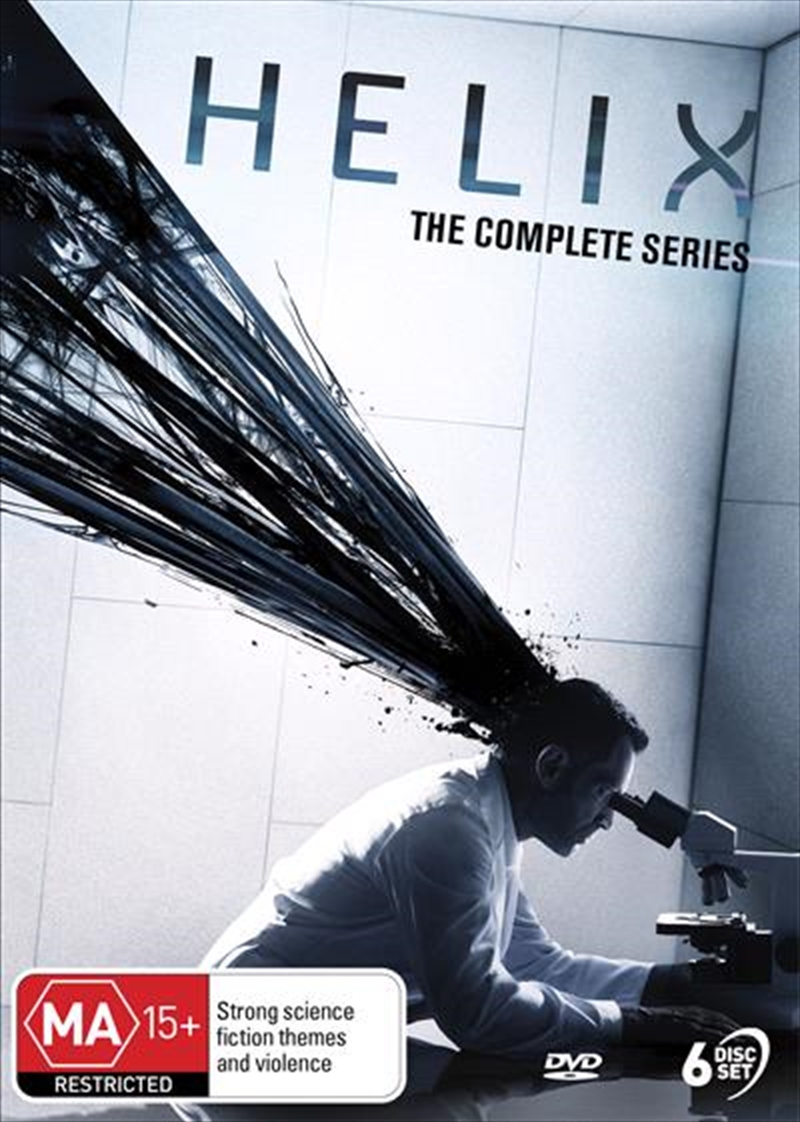 Helix | Complete Series | DVD