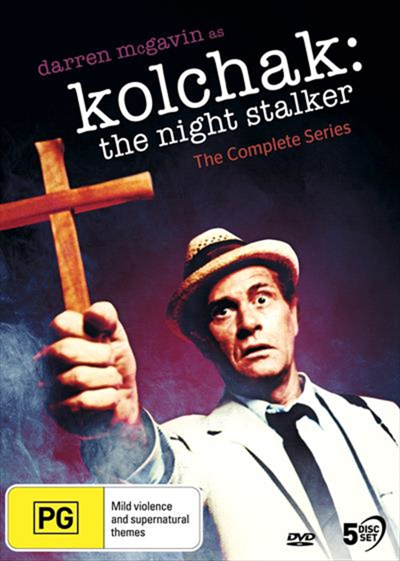 Kolchak - The Night Stalker | Complete Series | DVD