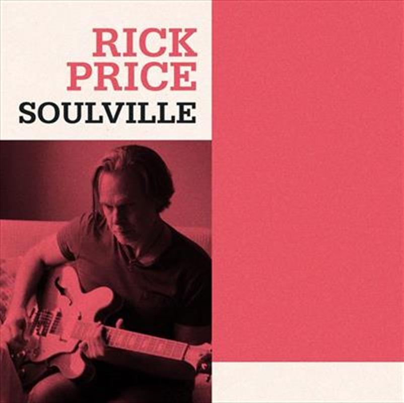 Soulville - SIGNED COPY   CD