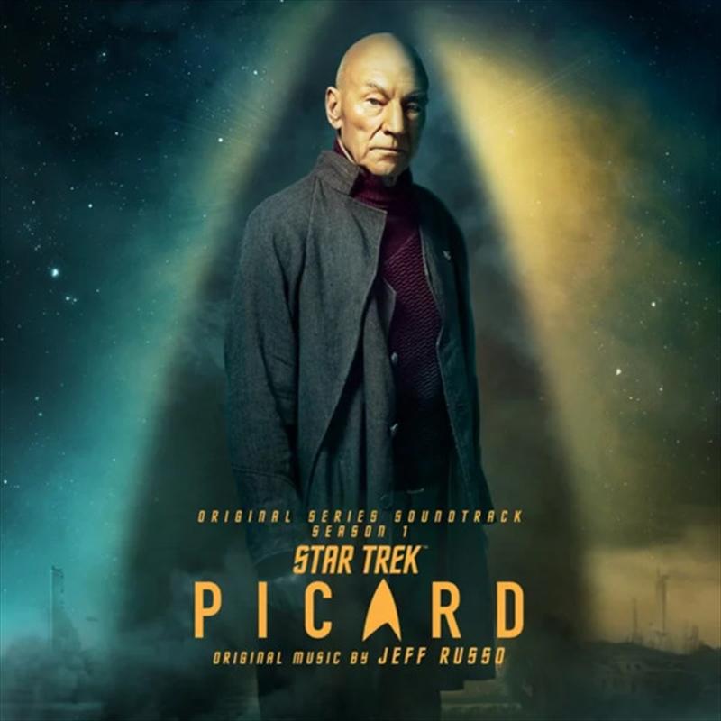 Star Trek: Picard: Season 1 | Vinyl
