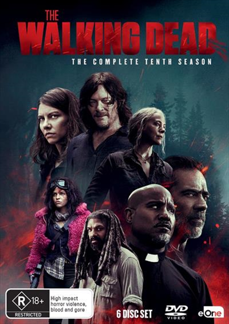 Walking Dead - Season 10, The   DVD