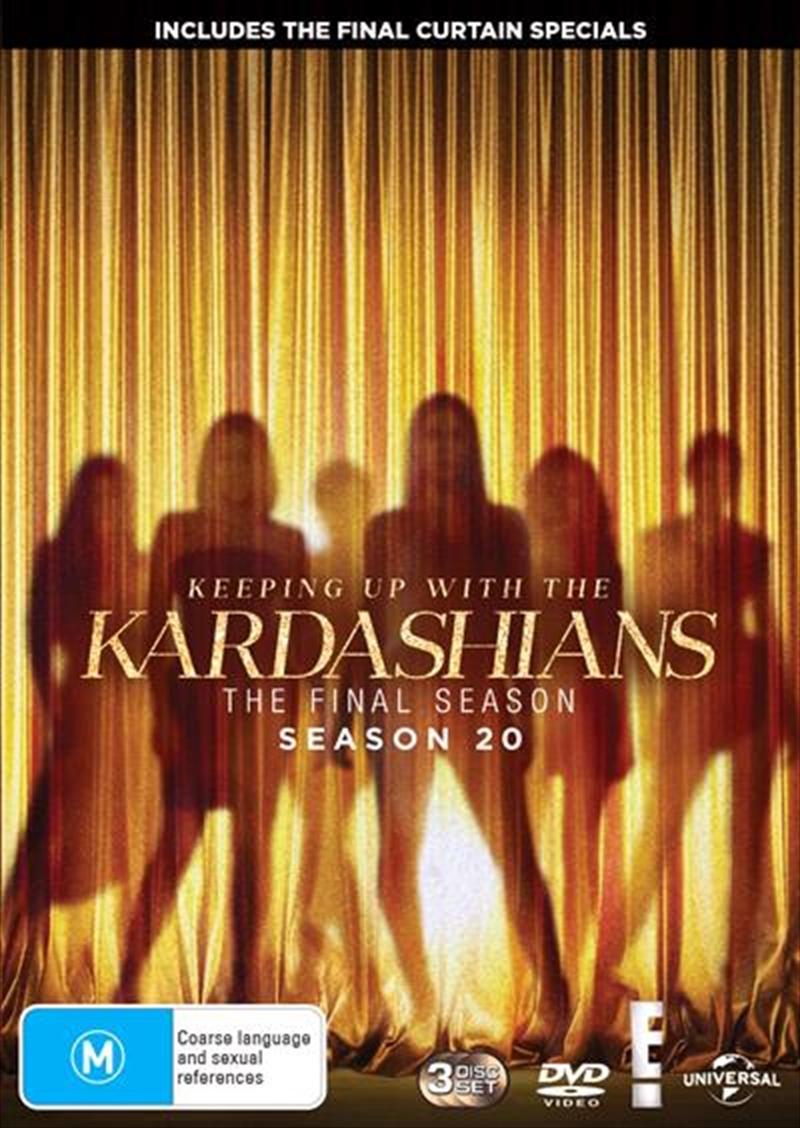 Keeping Up With The Kardashians - Season 20 | DVD