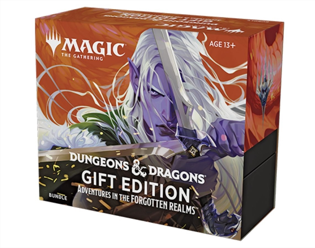 Magic the Gathering - Adventures in Forgotten Realms Gift Bundle | Games