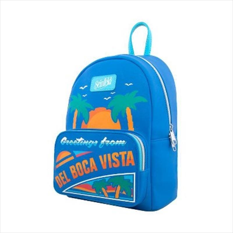 Seinfeld - Del Boca Vista Mini Backpack   Apparel