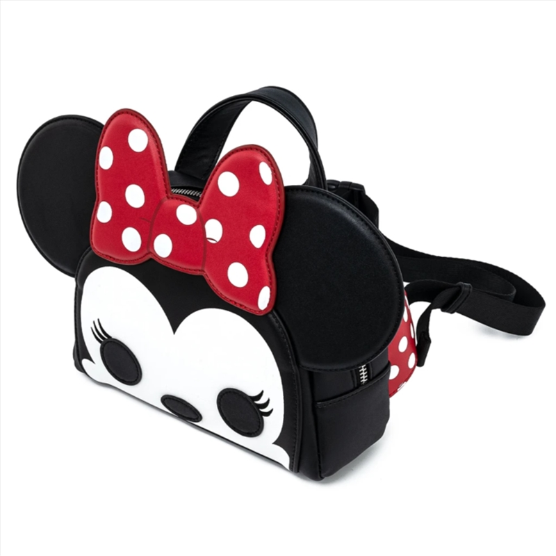 Loungefly - Mickey Mouse - Minnie Bum Bag   Apparel