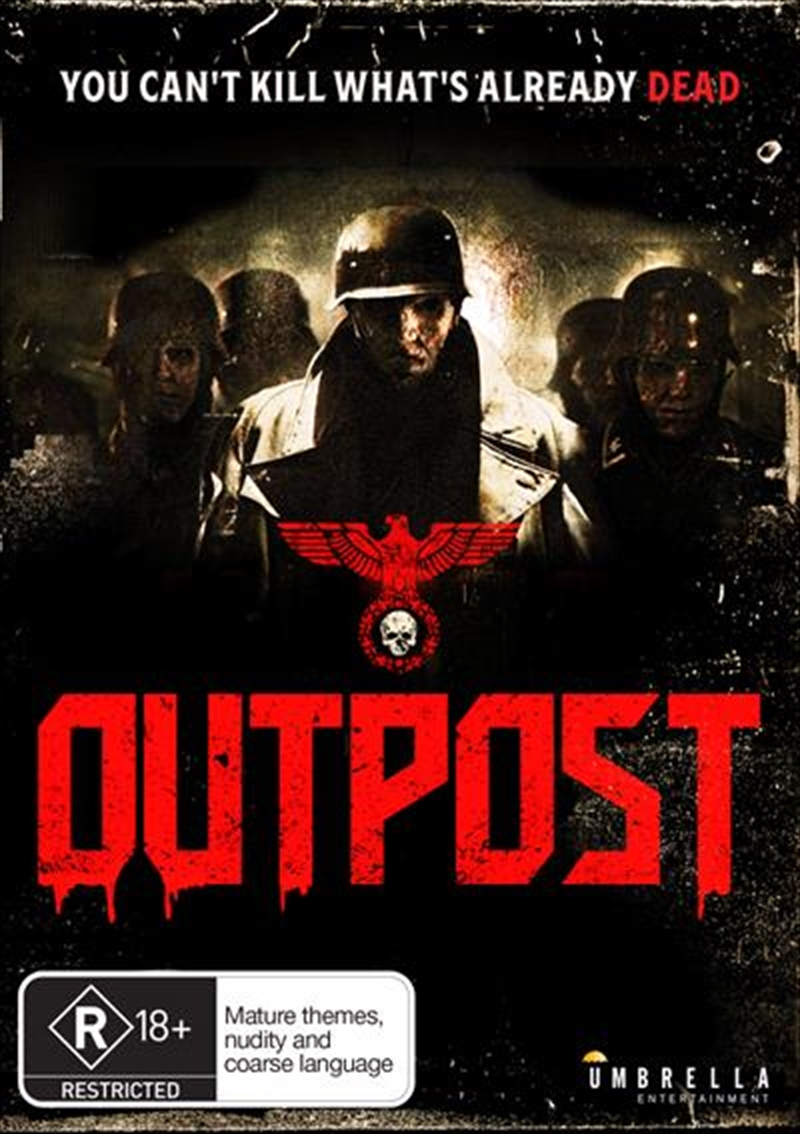 Outpost | DVD