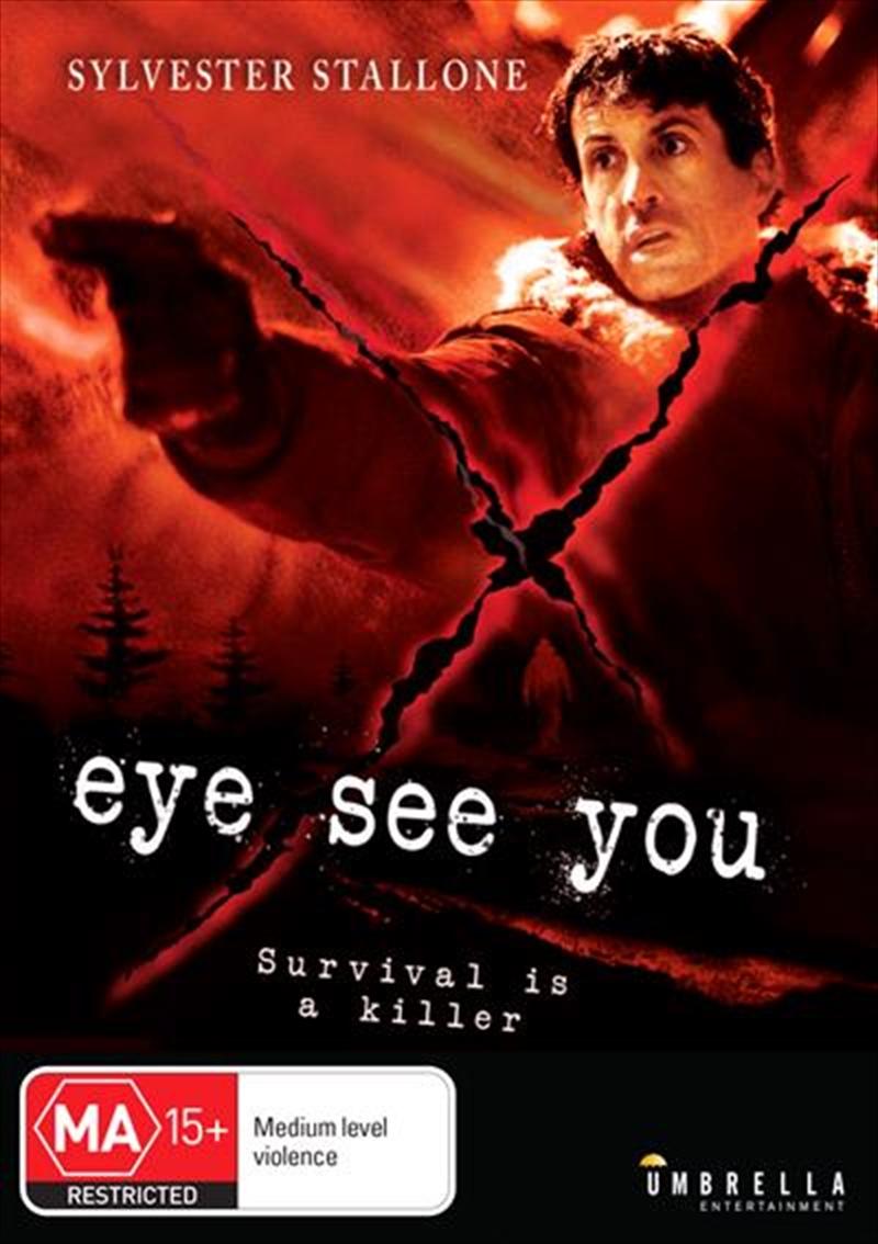 Eye See You   DVD