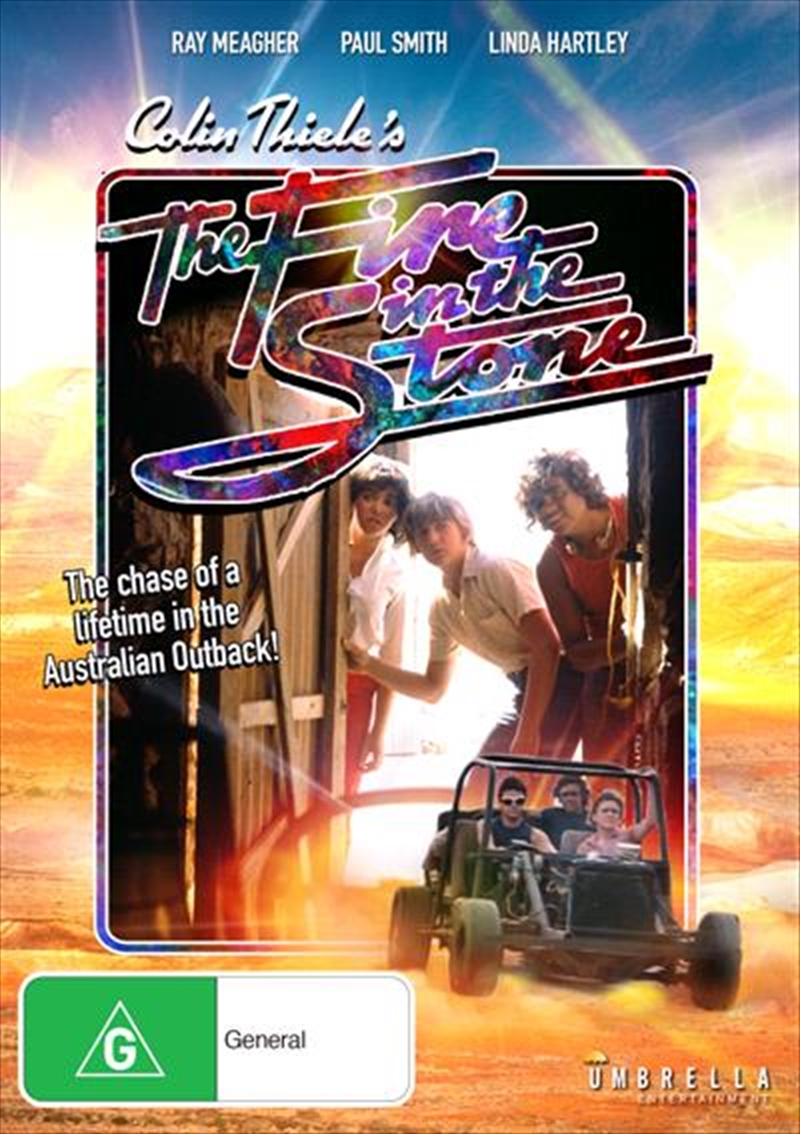 Fire In The Stone, The | DVD