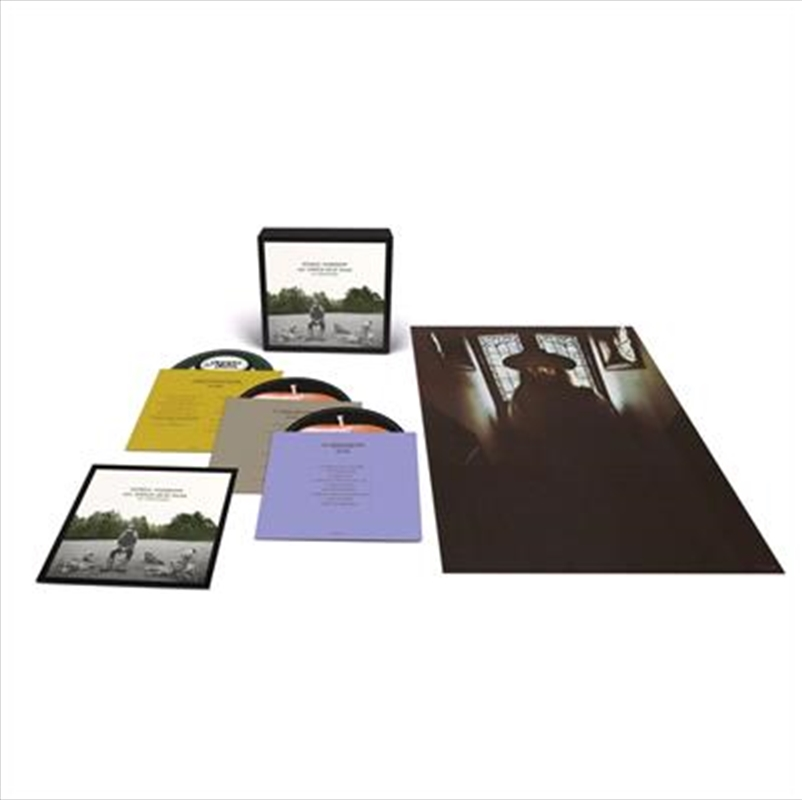 All Things Must Pass - 50th Anniversary Deluxe Edition   CD