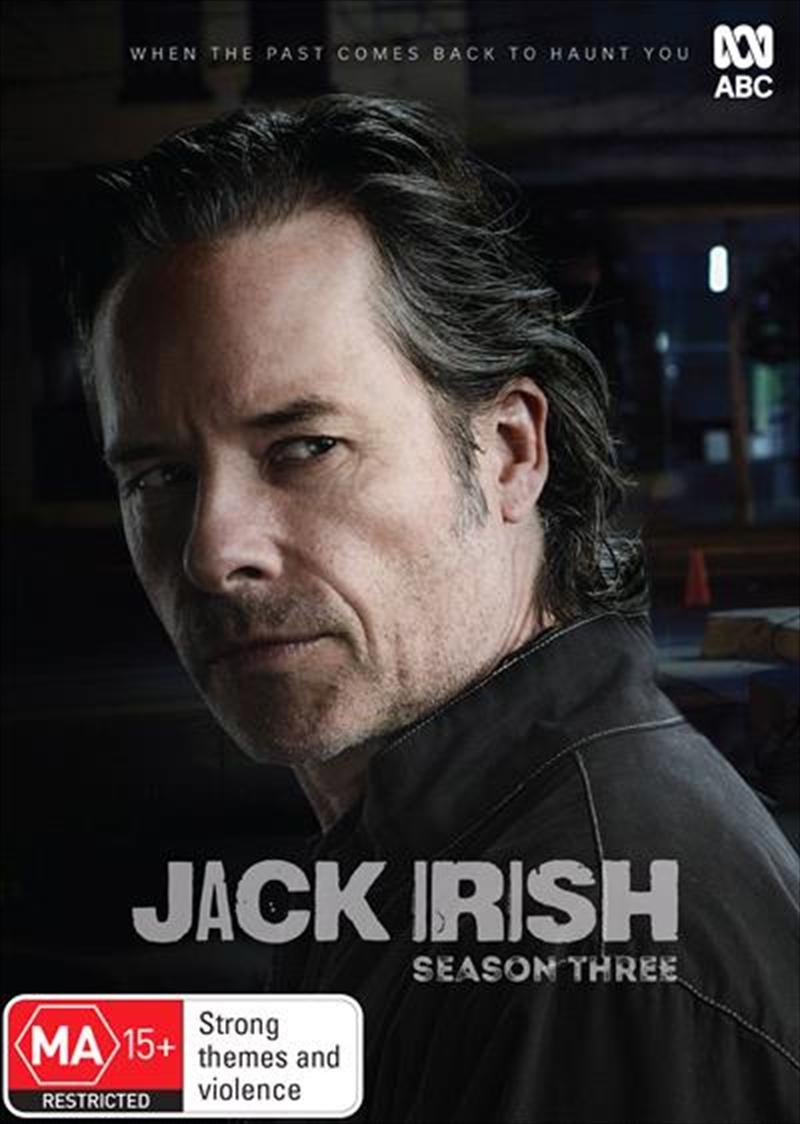 Jack Irish - Season 3 | DVD
