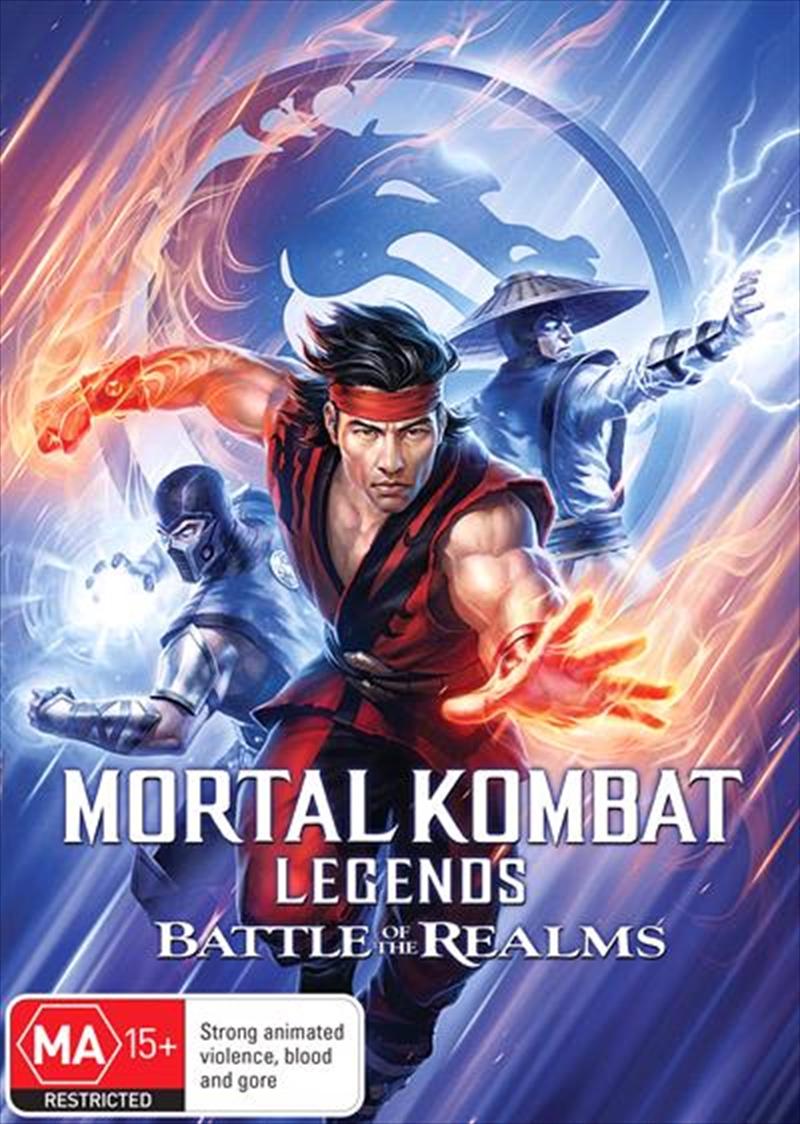 Mortal Kombat - Battle Of The Realms | DVD