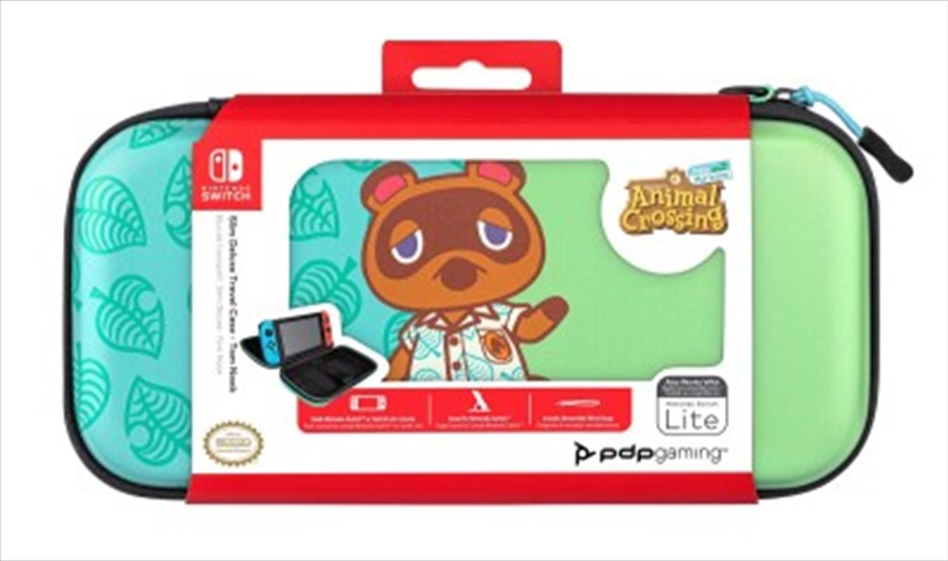 Nintendo Switch Slim Deluxe Travel Elite Case Animal Crossing   Nintendo Switch