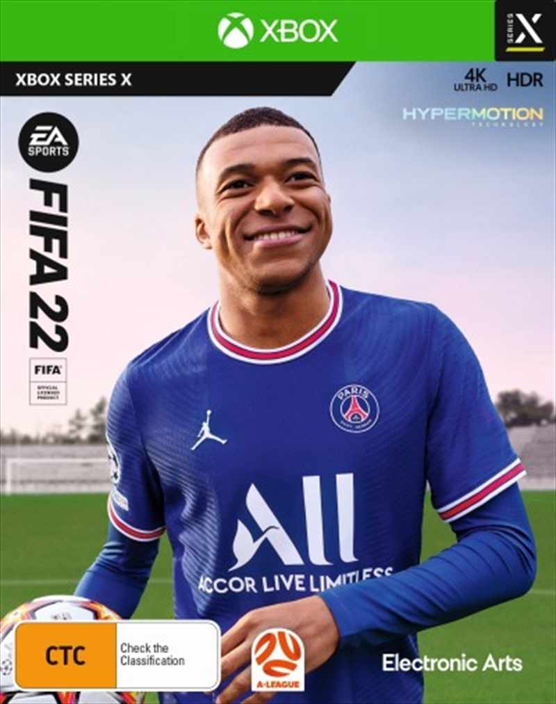 Fifa 22 | XBOX Series X