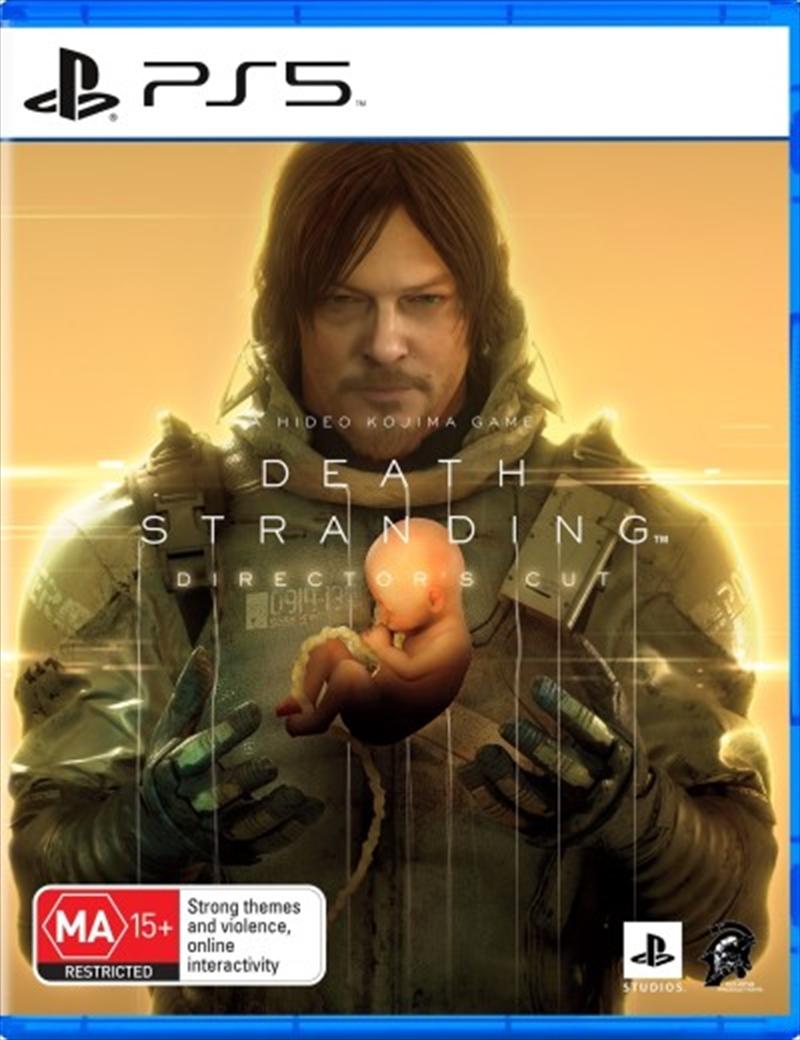 Death Stranding Directors Cut   Playstation 5