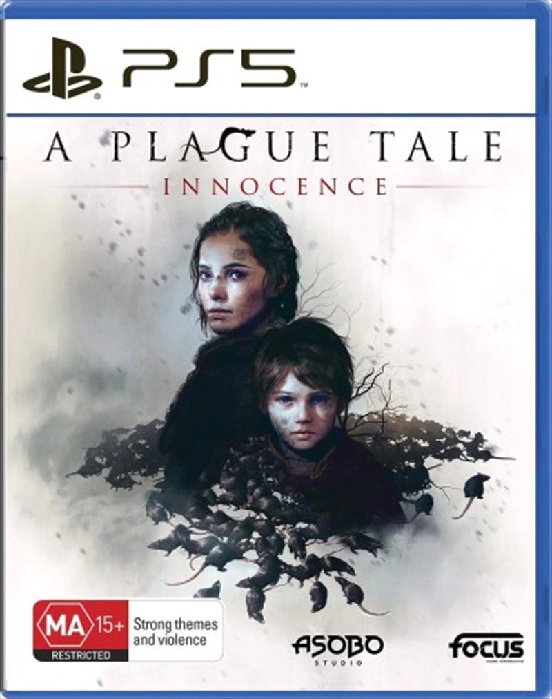 A Plague Tale Innocence   Playstation 5