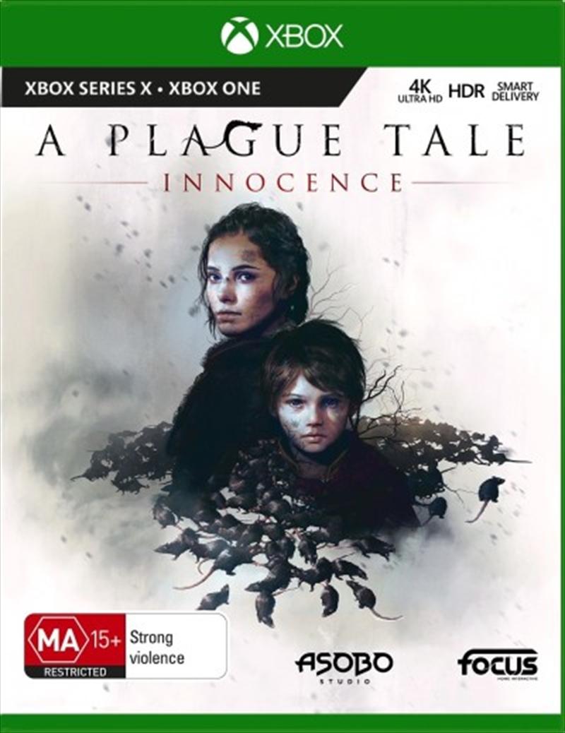 A Plague Tale Innocence | XBOX Series X