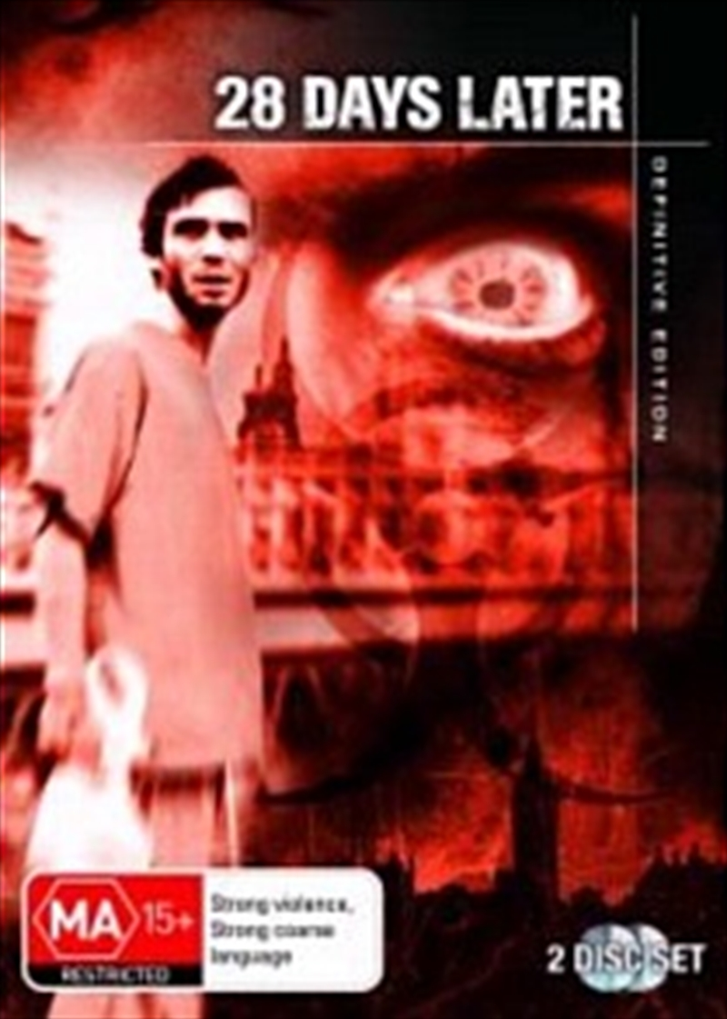 28 Days Later 2 Disc Definitive Edition | DVD