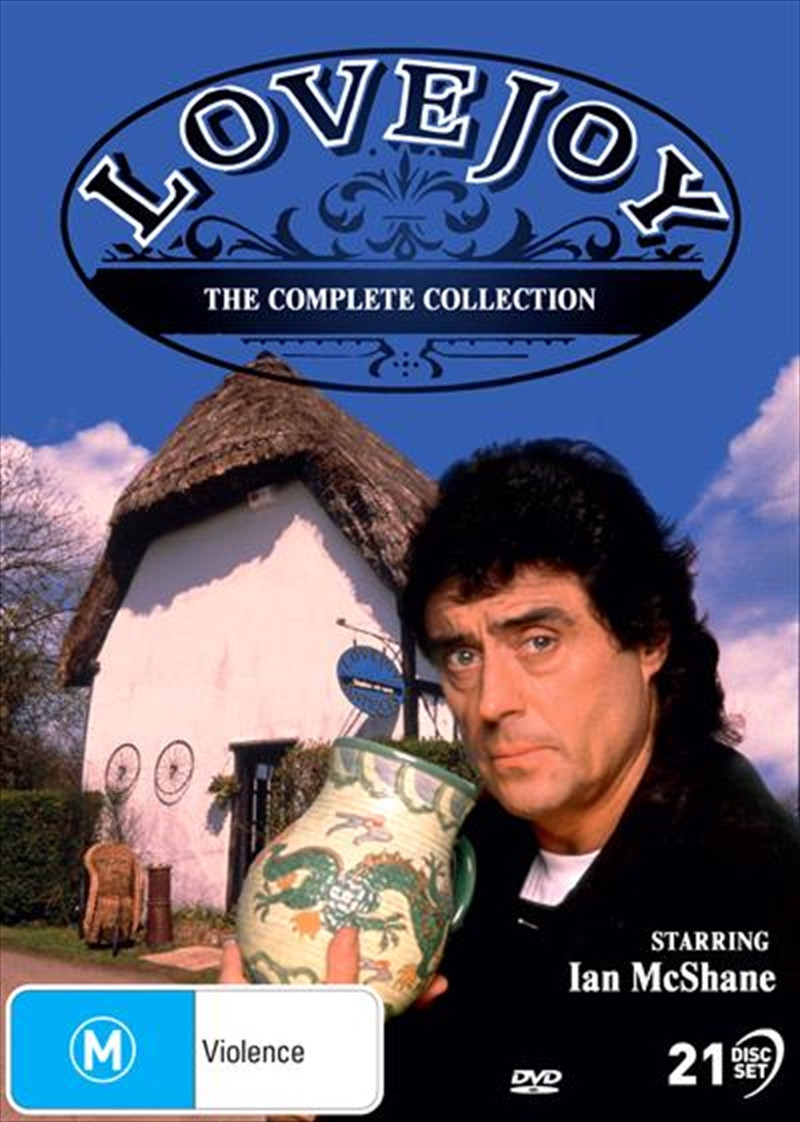 Lovejoy   Complete Collection   DVD