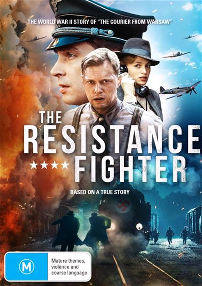 Resistance Fighter, The | DVD